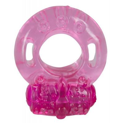 Эррекционное кольцо с вибрацией One Time Vibrating Ring